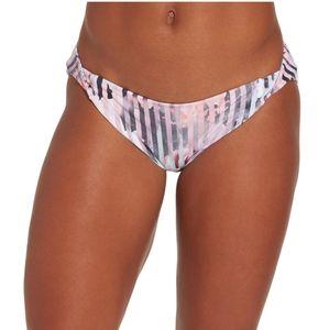 Calia knot side bikini bottom